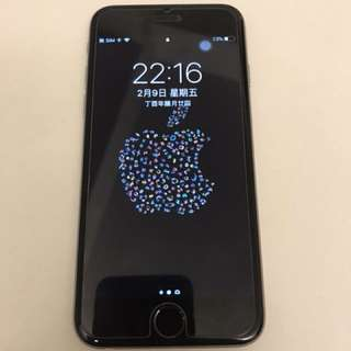 割愛! Apple iPhone 6 64g Black color (Over 80% new)