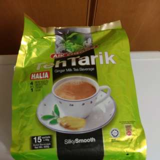 新加坡帶回薑汁奶茶