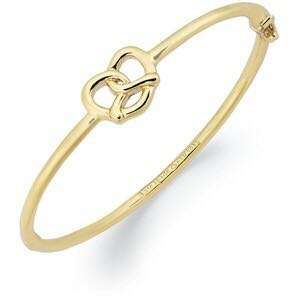 KS Kate spade pretzel bracelet limited edition