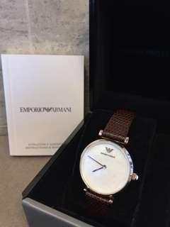EMPORIO ARMANI 女裝手錶全新