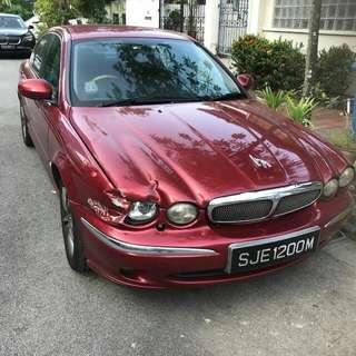 Jaguar X type 2.0 SG