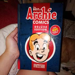 The best of Archie comics deluxe edition