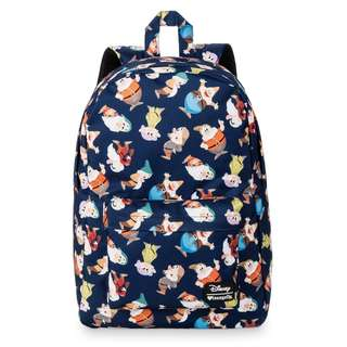 Seven Dwarfs Backpack by Loungefly