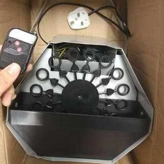 無線吹泡泡機