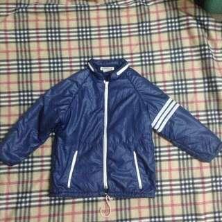 Vintage jaket budak adidas style