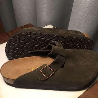 sendal birkenstock ORI (buckled loafers)