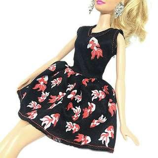🚚 【娃衣】芭比、可兒、3D真眼娃娃 等娃娃可穿洋裝