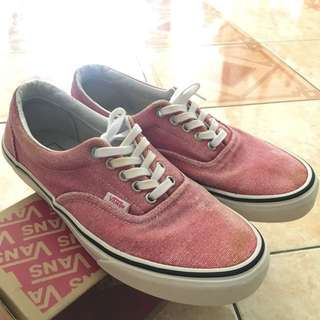 VANS Washed Authentic