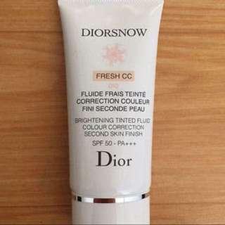 Dior Diorsnow Fresh CC Cream
