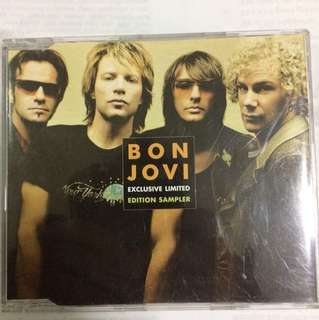 Cd 17 Bon Jovi