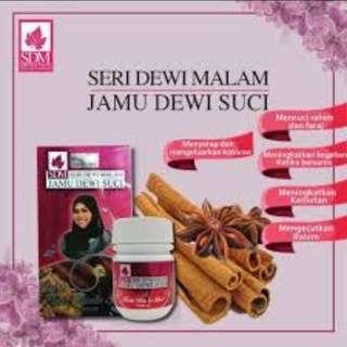 Jamu Dewi Suci by Sdm.