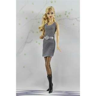 🚚 【娃衣】芭比、可兒、3D真眼娃娃 等娃娃可穿