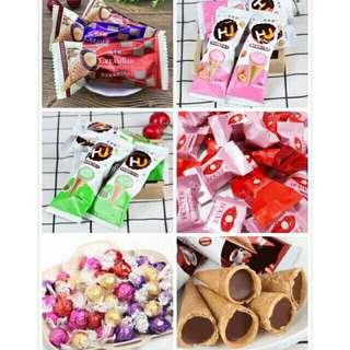 Choco Cream bars 😋😋😋