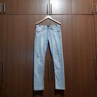 Zara Man Light Denim Jeans