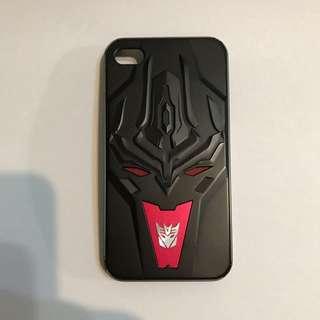 Iphone4變形金剛手機殼