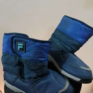 Fila winter shoes..