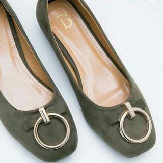 Theresia Heels Bymay OLIVE