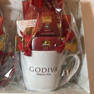 名牌朱古力Godiva Chocolate gift set Godiva holiday guo