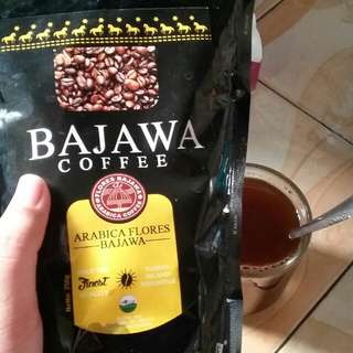 Kopi Khas Bajawa Indonesia (modern roasted)