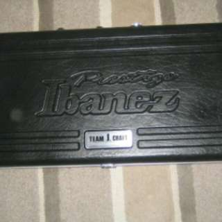Ibanez hard case Team J. Craft fits s series