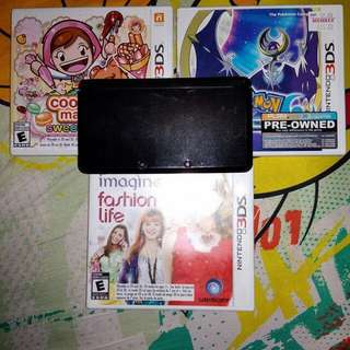I sale my 3ds