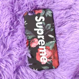 Supreme Iphone 6 matte case
