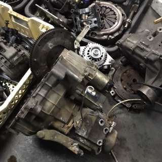 Gear Box viva manual