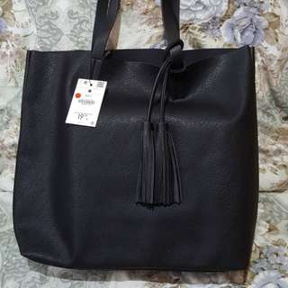 BER$HKA Tote Bag