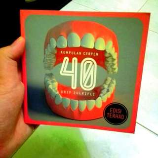 Cerpen 40 (Limited Edition)