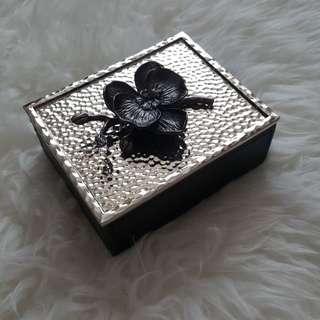 Brand new Michael Aram Black Orchid Jewelry Box