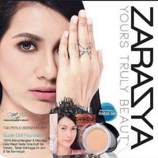 Zara Zya Super Doll Foundation