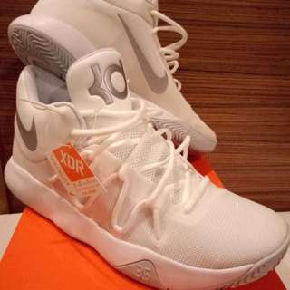 Nike KD Trey V Basketball Shoes White
