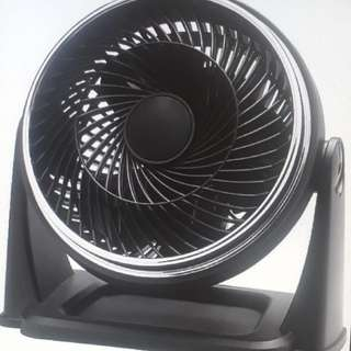 9-inch 3-Speed Table Top Air Circulator