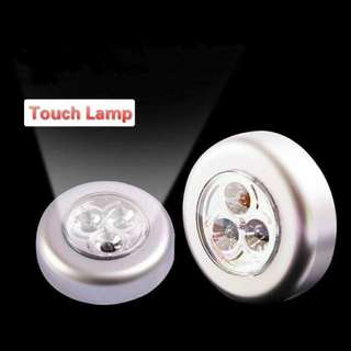 Touch Led Lamp for Cabinets