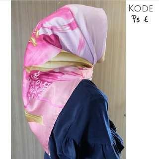 Hijab Maxmara Printed Ps E