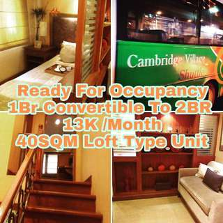 Rent to Own Condo in Pasig near Eastwood