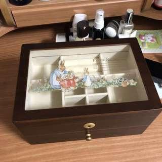 彼得兔珠寶箱