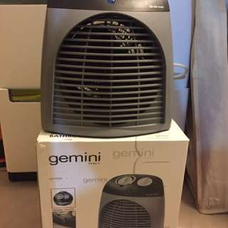 Gemini Bathroom Fan Heater/暖風機