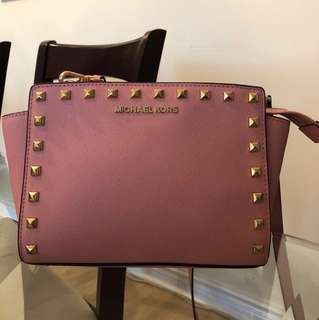 Genuine Michael Kors Mini Selma