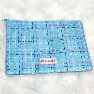 💙 全新Facesss 化妝袋 Cosmetic Bag
