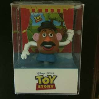 Disney Toy Story - Mr. Potato Head 薯蛋頭電話塞