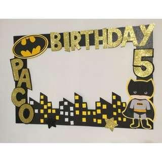 Batman Party Needs