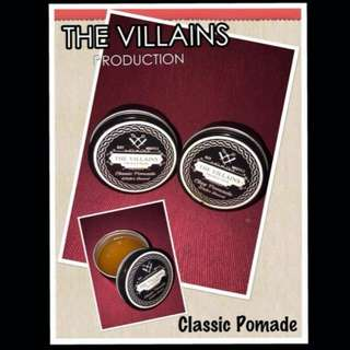The Villains Production Classic Pomade