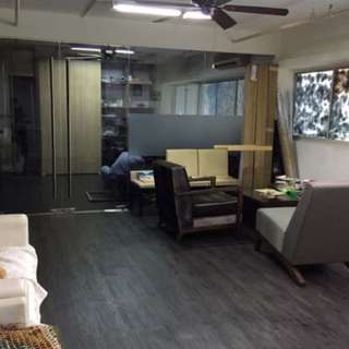 Mezzanine Office For Rent