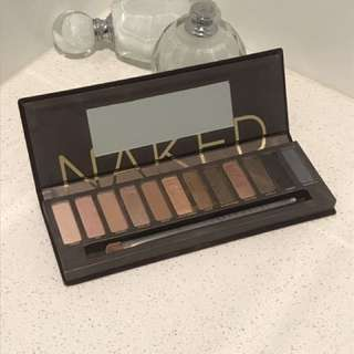 Urban Decay Naked Palette Authentic
