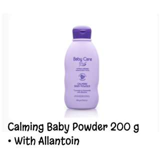 Baby Care Plus + Calming Baby Powder 200 g