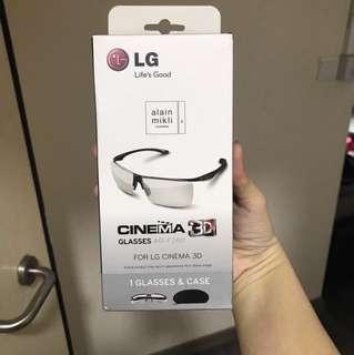 LG Cinema 3D Premium Glasses (AG-F30)