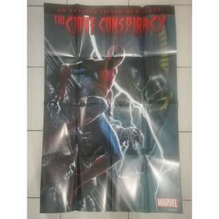 Spider-Man Clone Conspiracy Poster