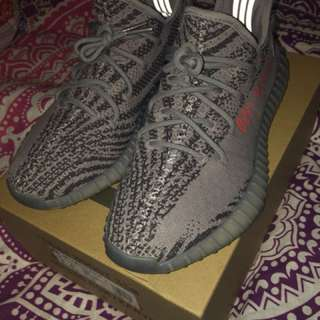 YEEZY BELUGA 2.0 AUTHENTIC WITH RECEIPT SIZE 10