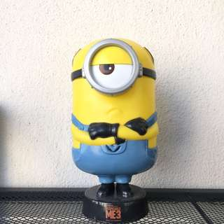 Minion Drinking Cup with Lid